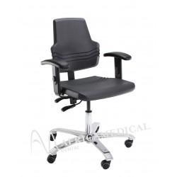 Chaise pour laboratoire SCORE® 4400 PU Pro