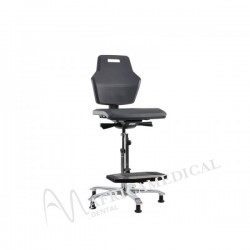 Chaise pour laboratoire SCORE® At Work PU