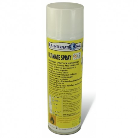 Spray pour lubrification B.A. International BA Ultinate Spray