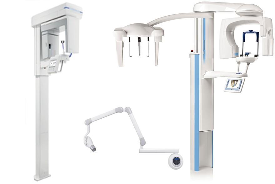 Appareils de radiographie