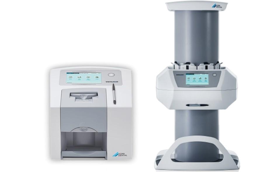 Le scanner d'écrans à mémoire VistaScan